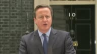 'Jihadi John' believed to have been killed in US drone strike David Cameron Downing Street press conference SOT nothing will bring back David and...