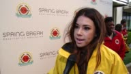 INTERVIEW Jillian Rose Reed on education at City Year Los Angeles Spring Break in Los Angeles CA