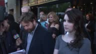 Jim Gaffigan Zach Galifianakis and Emma Roberts at the 'It's Kind of a Funny Story' Special Screening at New York NY