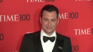 Jimmy Kimmel at 2013 Time 100 Gala Arrivals at Frederick P Rose Hall Jazz at Lincoln Center on April 23 2013 in New York New York