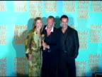 Jo Champa and Biagio Antonacci at the 2005 World Music Awards press room at the Kodak Theatre in Hollywood California on September 1 2005