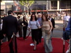 Jo Champa at the Premiere of 'The Italian Job' at Grauman's Chinese Theatre in Hollywood California on May 27 2003