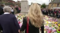 Family pay tribute / Thomas Mair appears in court ENGLAND West Yorkshire Birstall EXT Kim Leadbeater Jean Leadbeater Gordon Leadbeater and others...