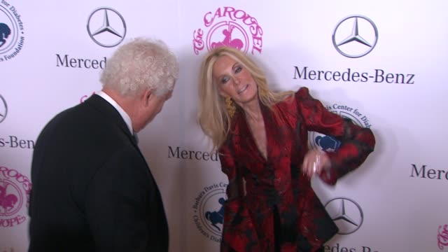 Joan Van Ark at The 2014 Carousel Of Hope Ball at The Beverly Hilton Hotel on October 11 2014 in Beverly Hills California