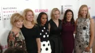 Joan Wages Gwynne Shotwell Kerry Washington Marne Levine and Marne Levine at Women Making History Awards Honoring Kerry Washington Instagram COO...