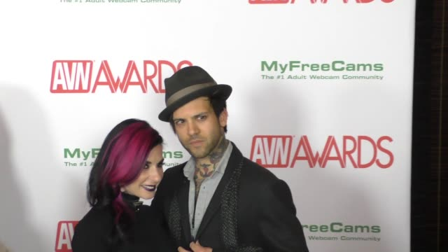 Joanna Angel Small Hands at the 2017 AVN Awards Nomination Party at Avalon Nightclub in Hollywood Celebrity Sightings on November 17 2016 in Los...