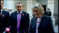 Vincent Tabak found guilty of murder reaction at Bristol Crown Court ENGLAND Bristol EXT Ann Reddrops Crown Prosecution Service towards from court to...
