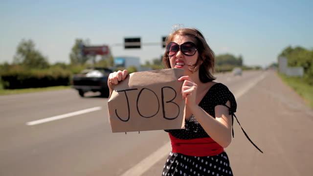 Job hunting highway