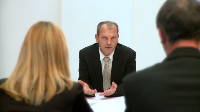 HD: Job Bewerbungsgespräch
