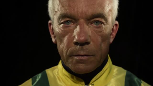 Jockey Portrait
