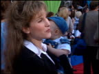 Jodi Benson at the 'Toy Story 2' Premiere at the El Capitan Theatre in Hollywood California on November 13 1999