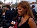 Jody Watley at the American Music Awards 1998 at the Shrine Auditorium in Los Angeles California on January 26 1998