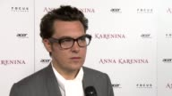 Joe Wright on how he came up with the idea to shoot the film mainly in an old theatre and why on working with Keira Knightley again and her portrayal...
