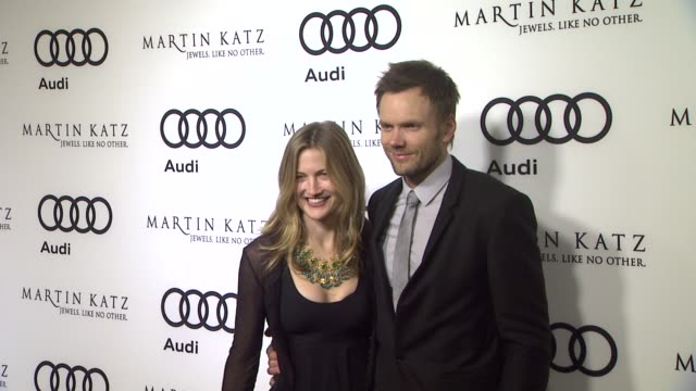 Joel McHale at the Audi And Martin Katz Celebrate The 2012 Golden Globe Awards in West Hollywood CA