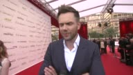 INTERVIEW Joel McHale jokes about Prince being excited to meet the singer tonight Says that Craig Ferguson is still hosting the Late Late show and...