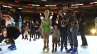 Joey Fatone at Disney On Ice Presents Let's Celebrate Presented By Stonyfield YoKids Organic Yogurt in Los Angeles CA