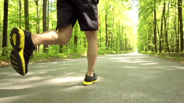 HD STEADY: Jogger In Action