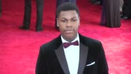 John Boyega at 'China Through The Looking Glass' Costume Institute Benefit Gala Arrivals at Metropolitan Museum of Art on May 04 2015 in New York City