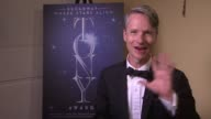INTERVIEW John Cameron Mitchell on his thoughts when his name was announced as a winner tonight on how he feels doing the show at 2015 Tony Awards...