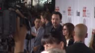 John Cusack and Robert Pattinson 'Maps To The Stars' Premiere 2014 Toronto International Film Festival at Roy Thomson Hall on September 09 2014 in...