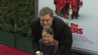 John Goodman and Blake Baumgartner at The Park at The Grove on November 12 2015 in Los Angeles California
