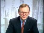 John Gummer resigns SEQ Intvw John Gummer MP SOF On opposition to ordination of women