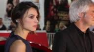 BROLL John Hurt Jonathan Demme Larry Clark Kasia Smutniak Alessandra Mastronardi at Opening Ceremony And 'L'Ultima Ruota Del Carro' Red Carpet 8th...
