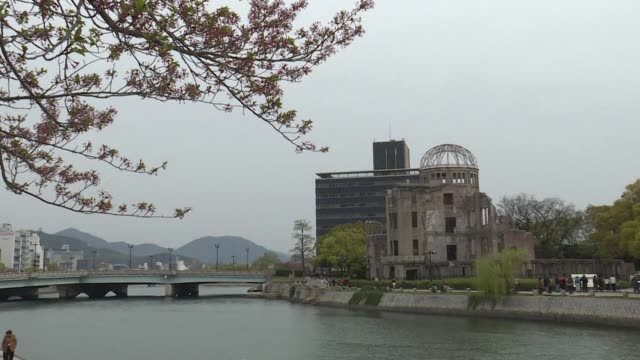 John Kerry arrives in Japan for a Group of Seven meeting in Hiroshima marking the first ever visit to the atomic bombed city by a US secretary of...
