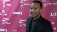 John Legend at Netflix's 'What Happened Miss Simone' Sundance World Premiere With Special Performance By John Legend at Eccles Center Theatre on...