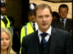 John Leslie cleared of sexual assault charges ITN London Southwark Crown Court John Leslie press conference SOT I am an innocent man I maintained my...