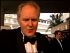 John Lithgow at the 1997 Golden Globe Awards at the Beverly Hilton in Beverly Hills California on January 19 1997