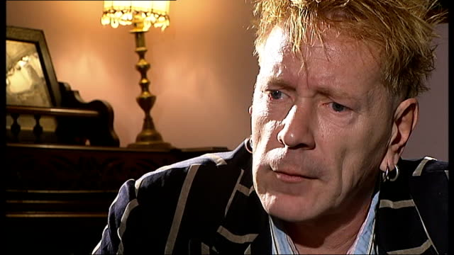 John Lydon interview / Public Image Ltd performance John Lydon interview continues SOT On people out there who try to sound like him who can't get it...