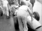 John Surtees wins Italian Grand Prix ITALY Monza John Surtees in car Ditto