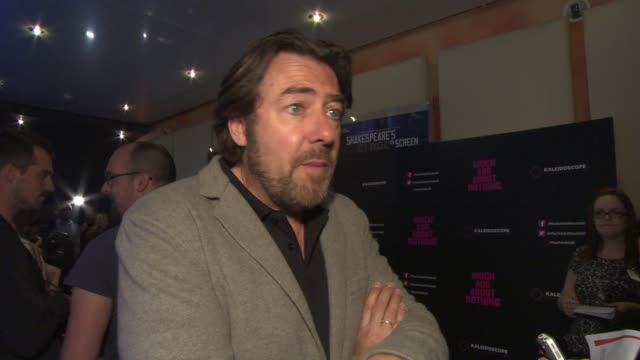 INTERVIEW Johnathan Ross on being a fan of Joss Whedon at 'Much Ado About Nothing' Gala Screening at Apollo Piccadilly Circus on June 11 2013 in...