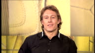 Johnny Wilkinson does link for Setanta ENGLAND London GIR INT Johnny Wilkinson promoting Six Nations highlights on Setanta Sports
