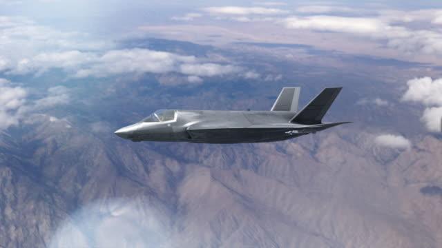 F-35 Joint Strike Fighter, Firing missile.