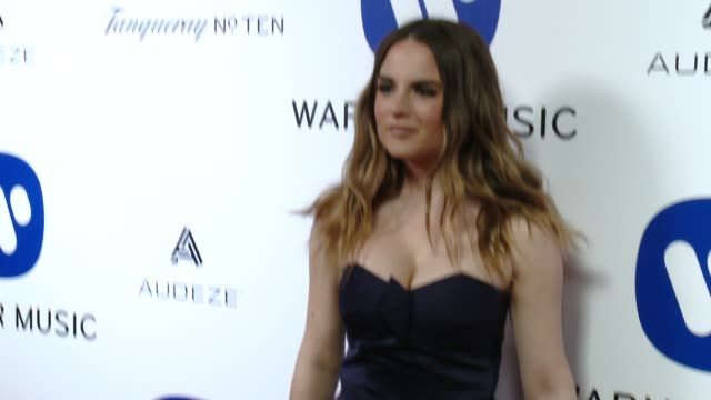 JoJo at Warner Music Group Grammy After Party 2016 in Los Angeles CA
