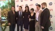 Jon Bernthal Sarah Wayne Callies and Andrew Lincoln at the 2010 AFI Awards at Los Angeles CA