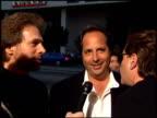 Jon Lovitz at the 'Bad Boys' Premiere at the Cinerama Dome at ArcLight Cinemas in Hollywood California on April 6 1995