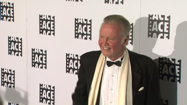 Jon Voight 63rd Annual ACE Eddie Awards at The Beverly Hilton Hotel on February 16 2013 in Beverly Hills California