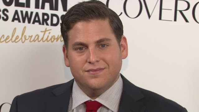 Jonah Hill at Cosmopolitan Magazine's Fun Fearless Awards 2012 on in New York