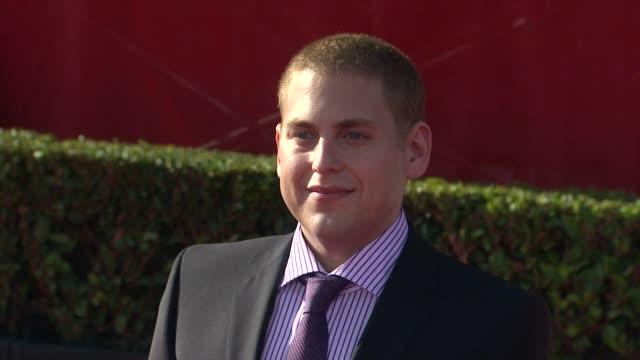 Jonah Hill at the 2011 ESPY Awards at Los Angeles CA