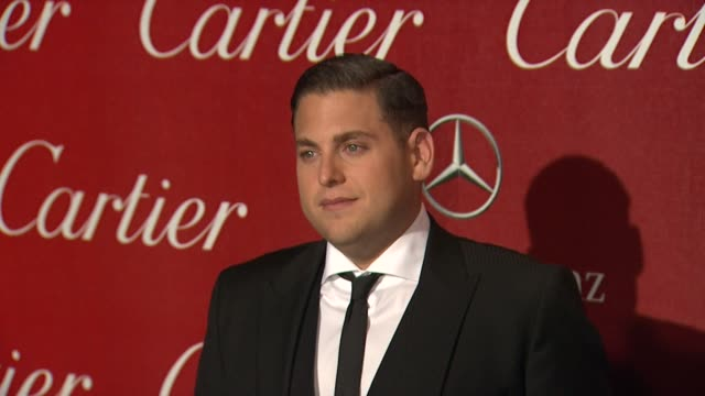 Jonah Hill at The 23rd Annual Palm Springs International Film Festival Awards Gala on 1/7/2012 in Palm Springs CA