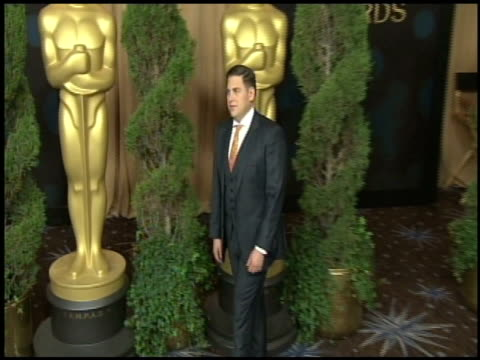 Jonah Hill at the 84th Academy Awards Nominations Luncheon in Beverly Hills CA on 2/6/12