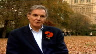 Jonathan Aitken to lead Conservative task force on prison reform London Westminster EXT Aitken interview SOT It is not an egotrip it is not a...