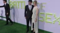 Jonathan Dayton and Valerie Faris at the 'Battle of the Sexes' Los Angeles Premiere Presented By Fox Searchlight at Regency Village Theatre on...