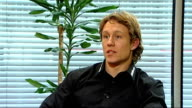 Jonny Wilkinson interview Wilkinson interview SOT Talks about England in upcoming Six Nations and how they have to build properly for the future /...