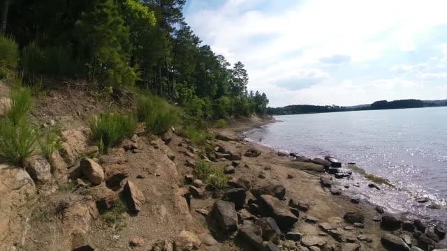 Jordan Lake Beach 1