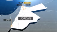Jordan map with label then with out label