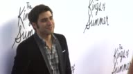 Jordan VogtRoberts at The Kings Of Summer Los Angeles Premiere on 5/28/2013 in Hollywood CA